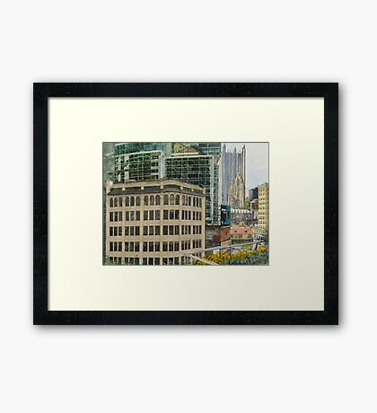 Jonassons,PNC & PPG & more Framed Print