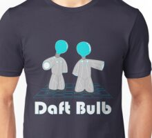 daft bulb (inspired from Tron Legacy movie) Unisex T-Shirt