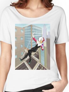 Just Another Manhattan Day Women's Relaxed Fit T-Shirt