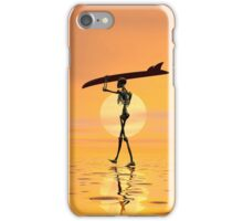 The end of the Day  iPhone Case/Skin