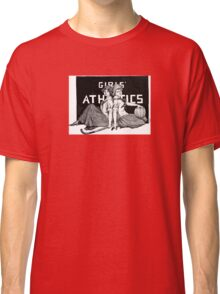 Girls' Athletics - 1913 vintage design Classic T-Shirt