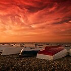 Southsea Sunset by DuncanAllan