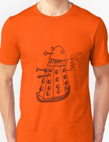 Dalek angel Unisex T-Shirt
