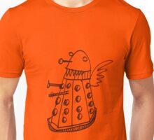 Dalek angel Unisex T-Shirt
