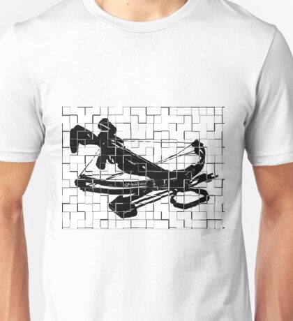 Tiled Design - Crossbow Unisex T-Shirt