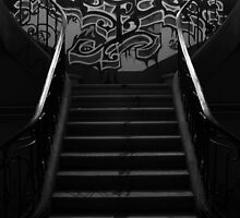 Stairs bleeding by ♠Mathieu Pelardy♣  ♥Photographe♦