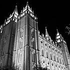 SLC Temple by Chloe Garfield