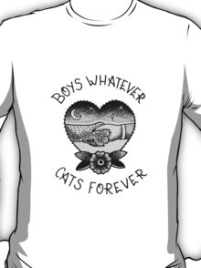 Cats forever T-Shirt