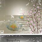 Peace & Tranquility by Vanessa Barklay