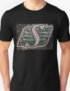 The Roughriders - Bottle Cap Mosaic T-Shirt