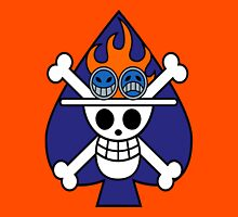 Fire Fist Ace Pirates Unisex T-Shirt