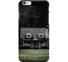 Lake Cresent Lodge iPhone Case/Skin
