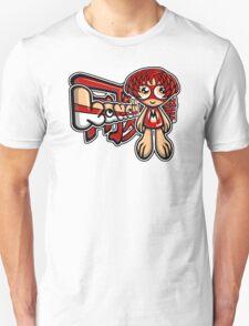 Mod Mascot Tag Unisex T-Shirt