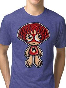 Mod Mascot Tri-blend T-Shirt