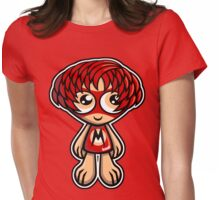 Mod Mascot Womens Fitted T-Shirt