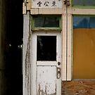Doorway - Walnut Grove by Barbara Wyeth