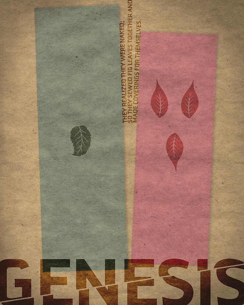 Word: Genesis by Jim LePage