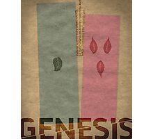 Word: Genesis Photographic Print