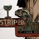 The Striper Cafe by Barbara Wyeth