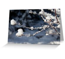 In the arms of Nature Greeting Card