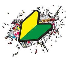 JDM Sticker Bomb by IainW98