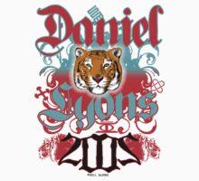 Daniel Lyons 2002 Logo Shirt by DanielLyons