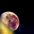 Colours of the Moon by Clive