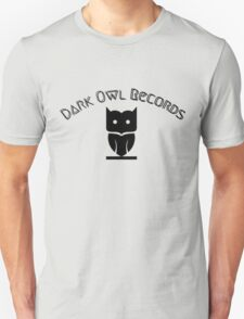 Dark Owl Records Design T-Shirt