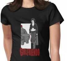 Girlfriendo Womens Fitted T-Shirt