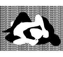 BRAZILIAN JIU JITSU MMA REAR NAKED CHOKE  Photographic Print