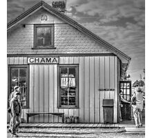 Chama General Store Photographic Print