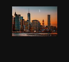 Moon over Manhattan Unisex T-Shirt