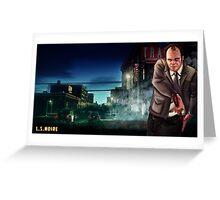 L.S.Noire Trevor Greeting Card