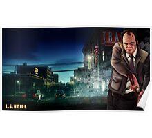 L.S.Noire Trevor Poster