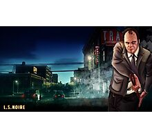 L.S.Noire Trevor Photographic Print