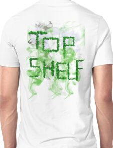 top shelf graphic Unisex T-Shirt
