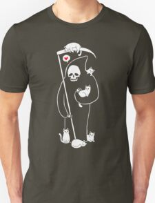 Death Is A Cat Person T-Shirt