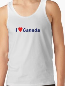 I Heart Canada ~ Love Country Code CA - T Shirt & Top T-Shirt