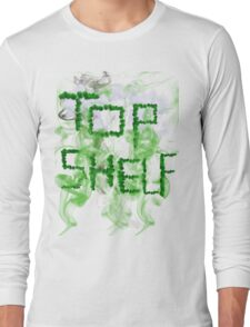 top shelf graphic Long Sleeve T-Shirt