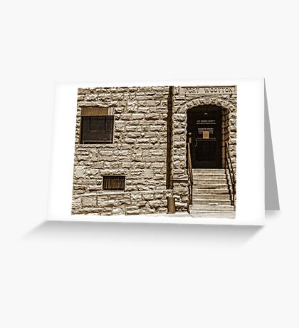 Fort Wootton Greeting Card