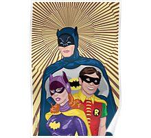 The Terrific Trio Poster