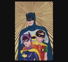 The Terrific Trio by Ray Caspio