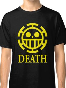 Trafalgar Law Pirate Heart Classic T-Shirt