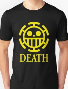 Trafalgar Law Pirate Heart Unisex T-Shirt