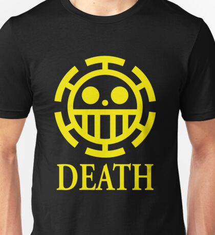Trafalgar Law Pirate Heart Unisex T-Shirt