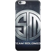 3D Team Solo Mid -  TSM HQ iPhone Case/Skin