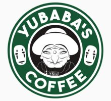 Yubaba's Coffee One Piece - Short Sleeve