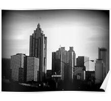 Downtown Atlanta Poster