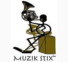 Tubba - Muzik Stix Collection Unisex T-Shirt