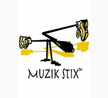 Bgirl - Muzik Stix Collection Womens Fitted T-Shirt